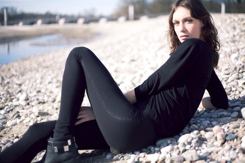 Federico Simone, Test, No Logo, Bereguardo, Models, Luana Malara,