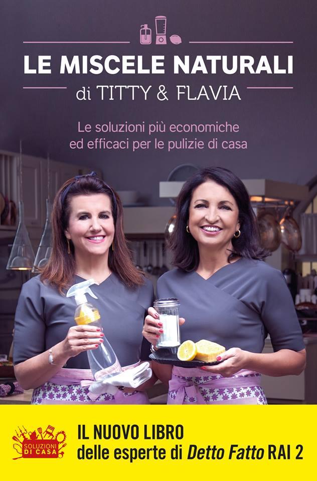 Le Miscele Naturali di Titty e Flavia by Federico Simone copertina